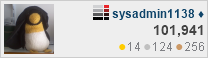 Server Fault profile for sysadmin1138 at Server Fault, Q&A for system administrators and desktop support professionals