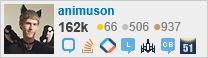 profile for animuson