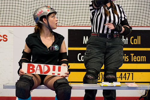 penalty-box