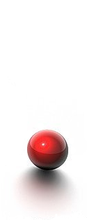lonely red ball