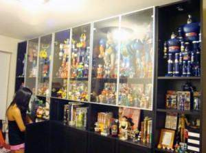 Sean's Japanese robot collection