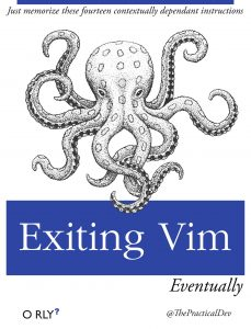 Stack Overflow: Helping One Million Developers Exit Vim