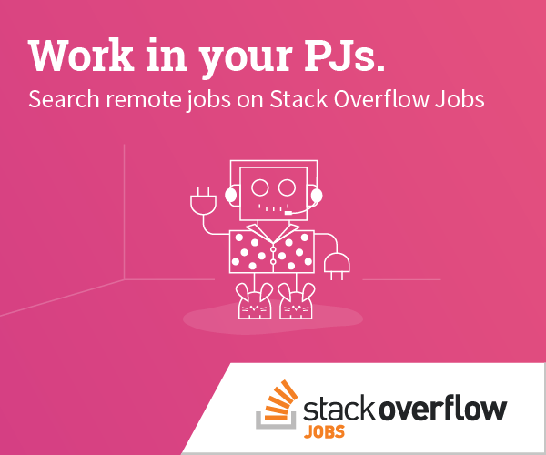 The Developer Cover Letter | Stack Overflow