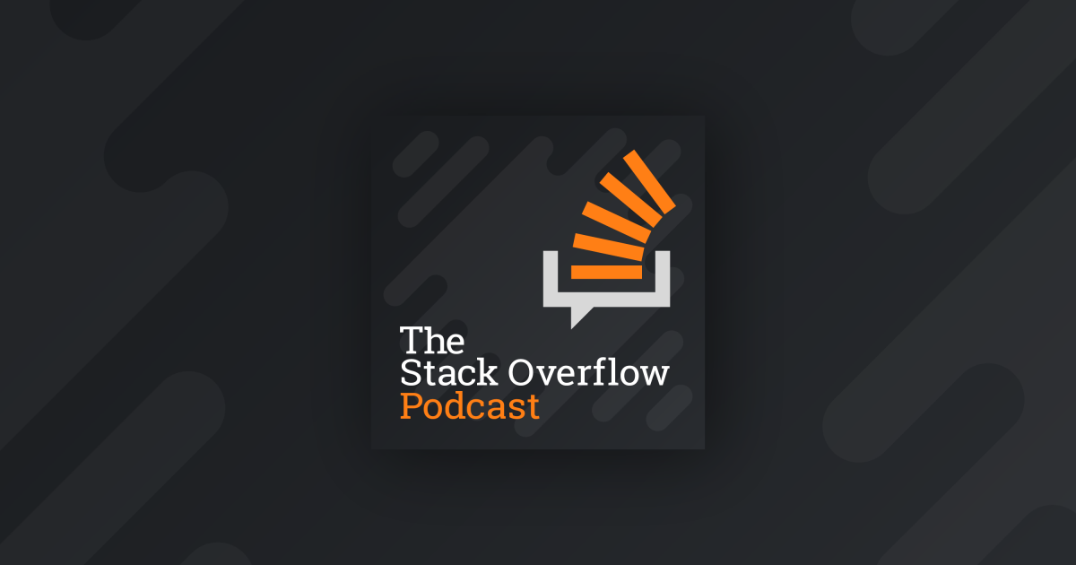 Stack Overflow podcast logo