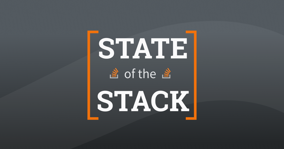 State of the Stack graphic