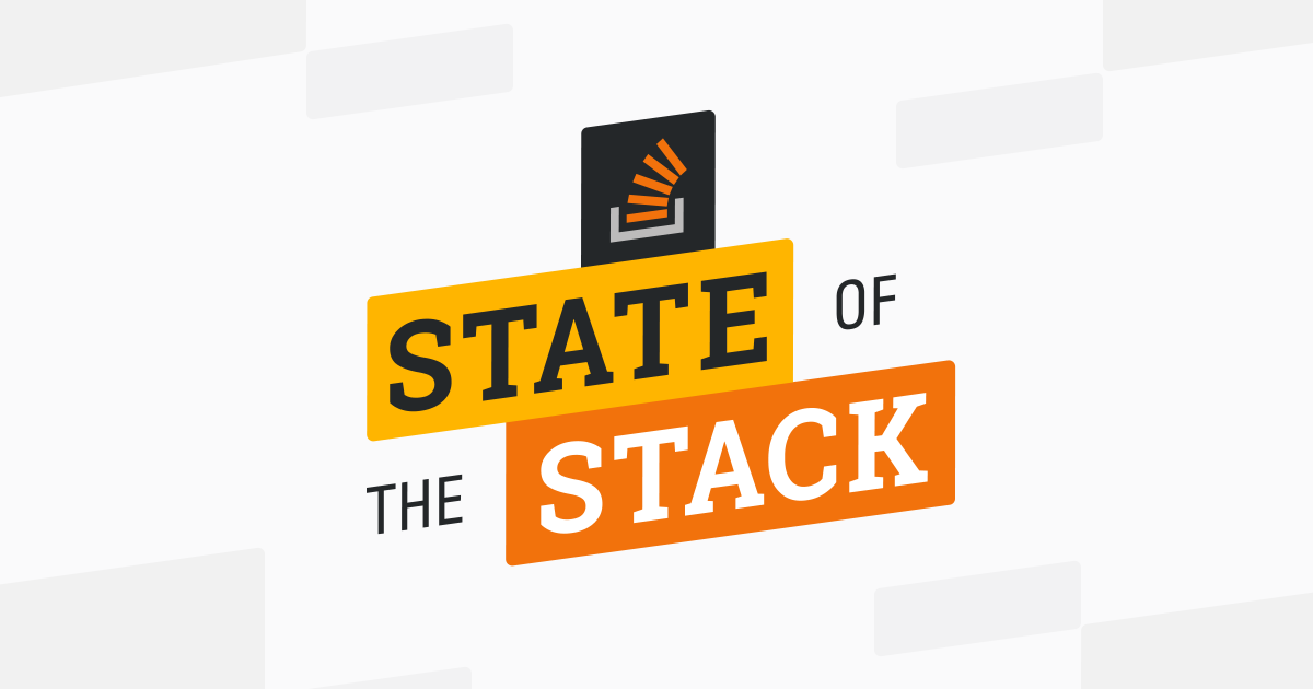 The state of the stack logo