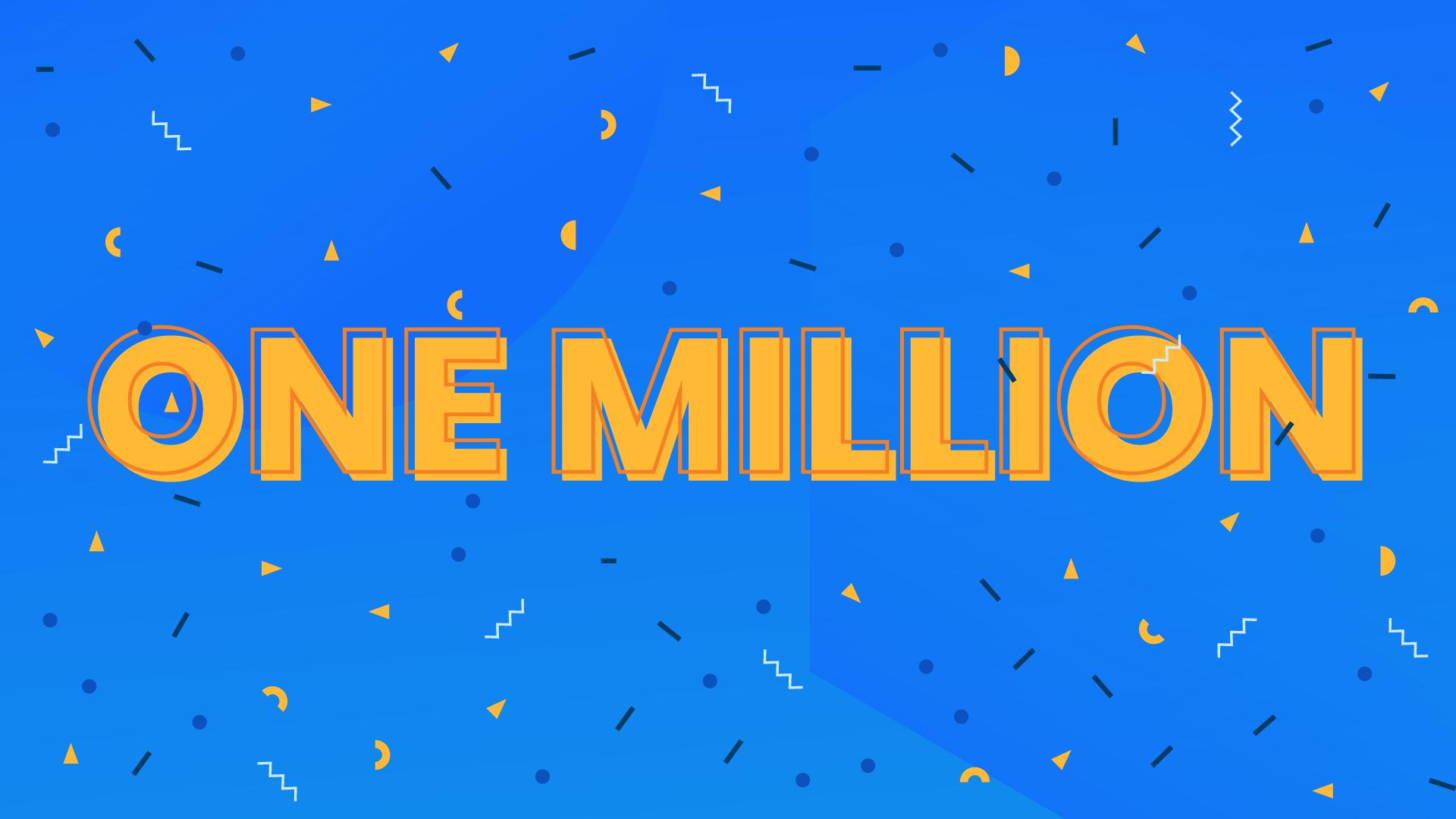Thanks a Million, Jon Skeet! - Stack Overflow Blog